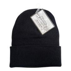 Winter Warm Up Acrylic Knit Hat