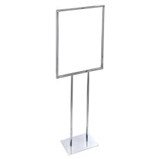 Azar Displays Single Panel Narrow Floor