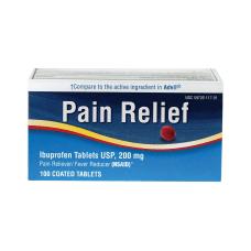 Medline Ibuprofen Tablets 200mg Pack Of