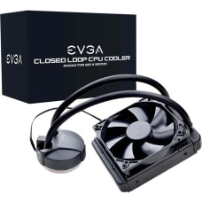 EVGA CLC 120 CL11 Liquid Water
