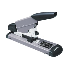 Swingline Heavy Duty Stapler GrayBlack