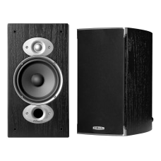 Polk Audio RTiA3 Bookshelf Speakers Black