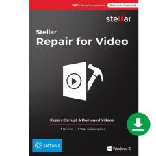 Stellar Repair For Video For Windows