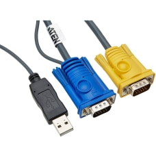 Aten 2L5202UP Intelligent USB KVM Cable