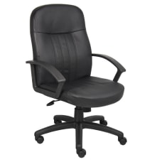 Boss Office Products Budget Mid Back