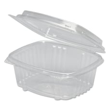 Genpak Hinged Lid Deli Containers 12
