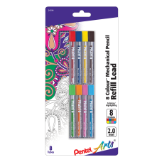 Pentel Arts Lead Pencil Refills 20