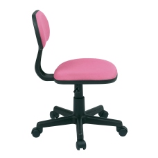 Office Star Student Task Chair Pink