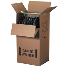Office Depot Brand Heavy Duty Wardrobe
