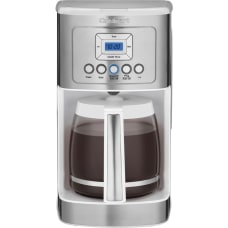 Cuisinart 14 Cup Programmable Coffeemaker Programmable