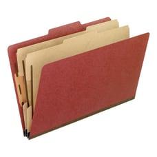 Pendaflex Heavy Duty Pressboard Classification Folders