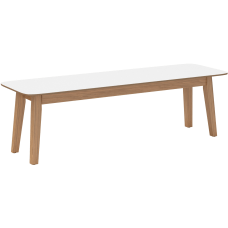 National Kitner Wood Dining Table 29