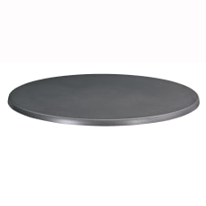 Safco Entourage Tabletop Round 32 Black