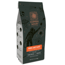 Copper Moon Coffee Ground Coffee Breakfast