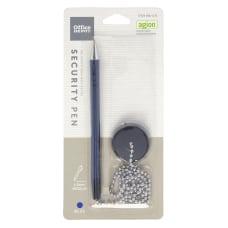 Office Depot Security Counter Pen Medium