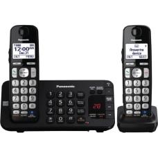 Panasonic KX TGE243B Expandable Digital Cordless