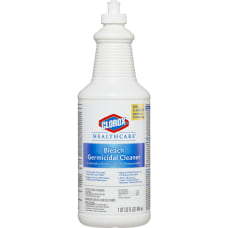 Clorox Healthcare Bleach Germicidal Cleaners 32