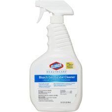 Clorox Healthcare Bleach Germicidal Cleaner 32