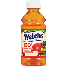 Welchs Apple Juice 10Oz 24 Per