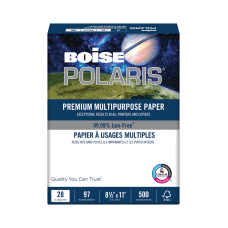 Boise POLARIS Premium Multi Use Paper