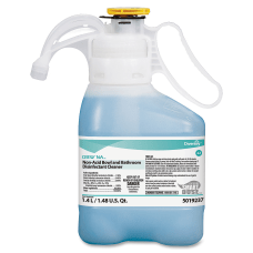 JohnsonDiversey Non Acid Restroom Cleaner Floral