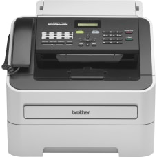 Brother IntelliFax 2940 Monochrome Black And