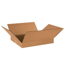 Office Depot Brand Corrugated Boxes Flat