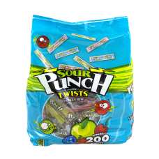 Sour Punch 4 Flavor Twists 40