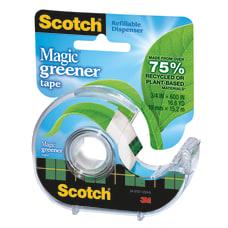 Scotch Magic 812 Greener Tape In