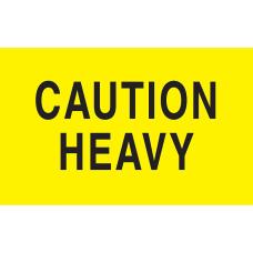 Preprinted Special Handling Labels DL2101 Caution