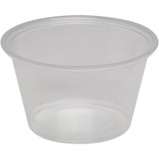 Georgia Pacific Plastic Portion Cup 4