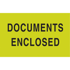 Preprinted Special Handling Labels DL2141 Documents