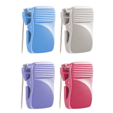 Officemate Cubicle Clips Metallic Box Of