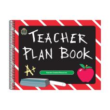 Teacher Created Resources Chalkboard Teacher Plan