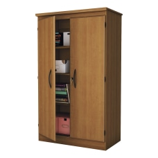 South Shore Morgan Storage Armoire Morgan