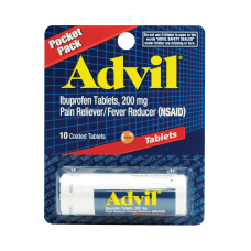 Advil Vial Of 10