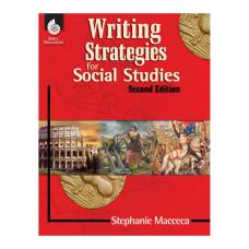 Shell Education Writing Strategies For Social