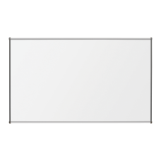 Lorell Porcelain Dry Erase Board 48
