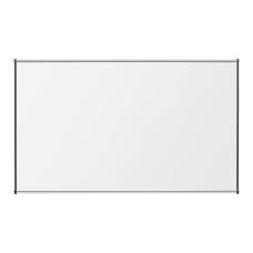 Lorell Porcelain Unframed Dry Erase Whiteboard