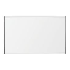 Lorell Porcelain Dry Erase Board 96