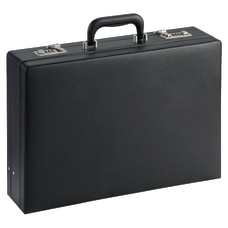Lorell Expandable Attache Case 12 12
