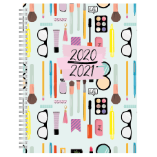 Office Depot WeeklyMonthly Academic Planner 8