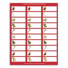 Great Papers Holiday Address Labels 2011600