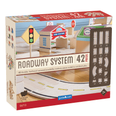 Guidecraft USA Roadway System Grades Pre