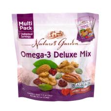 Natures Garden Omega 3 Deluxe Mix