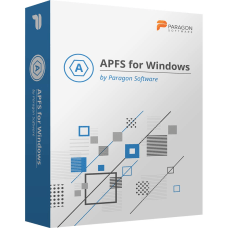 Paragon APFS for Windows by Paragon