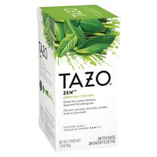 Tazo Zen Tea Bags Box Of