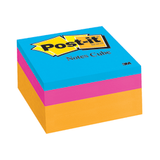 Post it Notes Memo Cubes 3