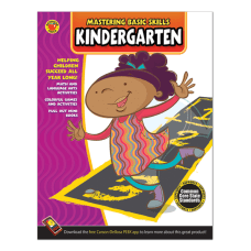 Brighter Child Mastering Basic Skills Kindergarten