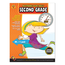 Brighter Child Mastering Basic Skills Second